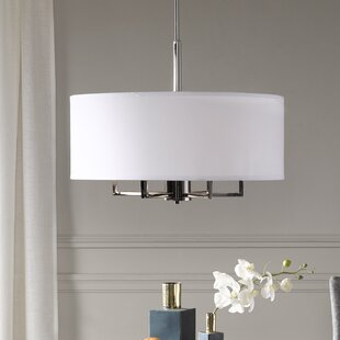 Madison Park Signature Broderick 6-Light Chandelier