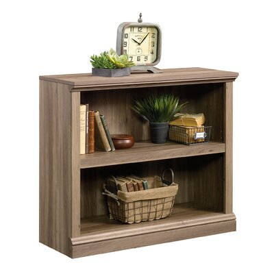Chambers Standard Bookcase Color: Salt Oak by Darby Home Co