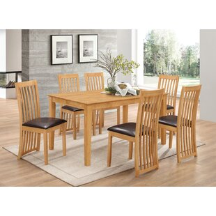 Larissa Dining Set With 6 Chairs By Gracie Oaks