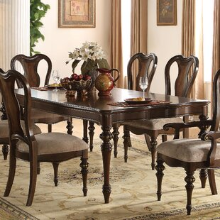 Wentzel Extendable Dining Table Astoria Grand