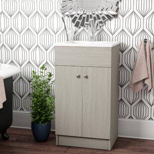 Dunluce 19 Single Bathroom Vanity Set by Winston Porter