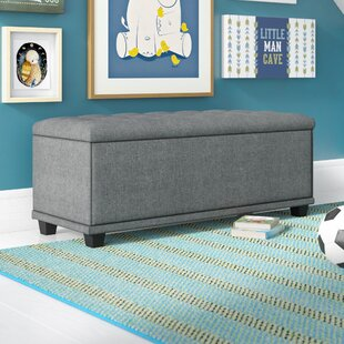Kupper Storage Bench by Winston Porter