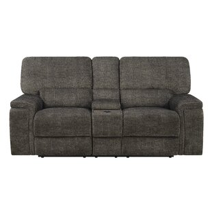 Amalfi Reclining Loveseat by Latitude Run