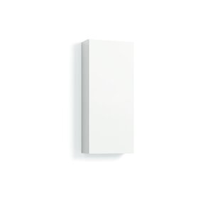Cartley 30 X 70cm Wall Mounted Cabinet By Mercury Row