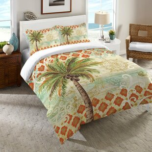 Helen Spice Palm Comforter