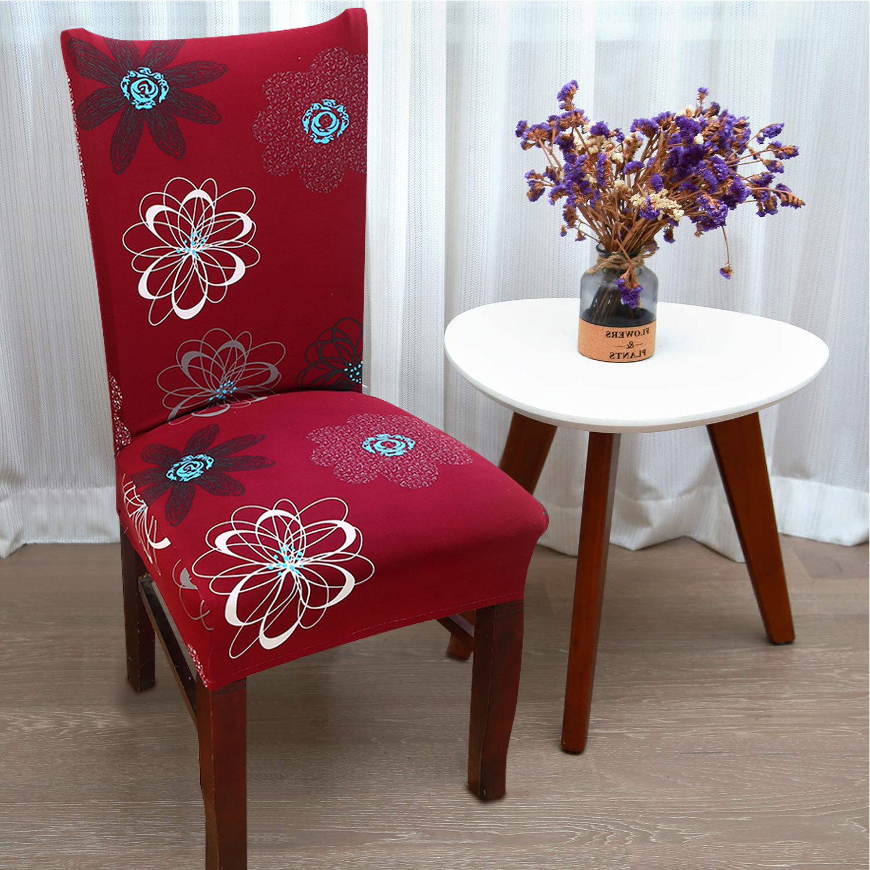 Red Barrel Studio T Cushion Dining Chair Slipcover Reviews Wayfair