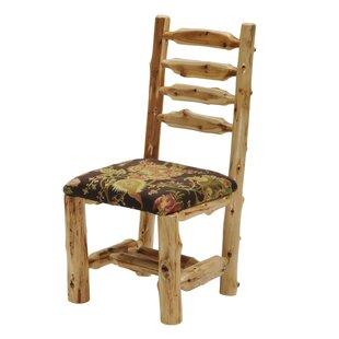 Fireside Lodge Cedar Side Chair