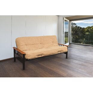 Red Barrel Studio Locklear Bismark Futon and Mattress