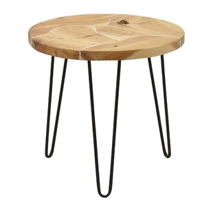 Calana Metal End Table
