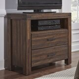 Palo Alto Solid Wood TV Stand by Loon Peak®