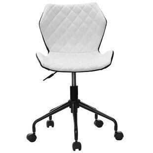 Ebern Designs Cavett Modern Mid-Back Office Chair