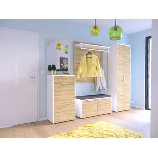 Estes 2 Door Wardrobe By Ebern Designs