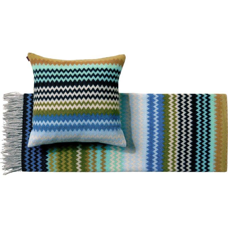 Missoni Home Cushions and Throws Humbert Throw