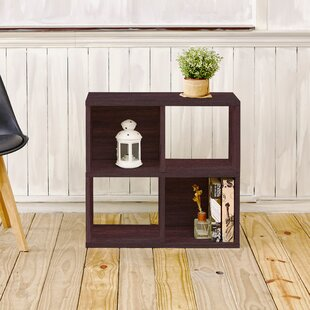 Best Reviews Andrade Quad Cube Unit Bookcase By Wrought Studio