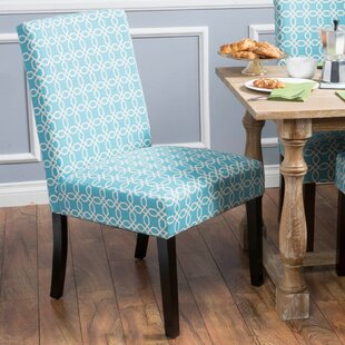 Spradlin Upholstered Dining Chair by Ebern Designs
