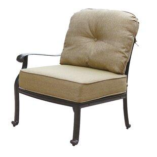 Three Posts Lebanon Deep Seating Chair wi..