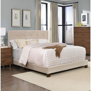 Winston Porter Chagnon Upholstered Panel Bed