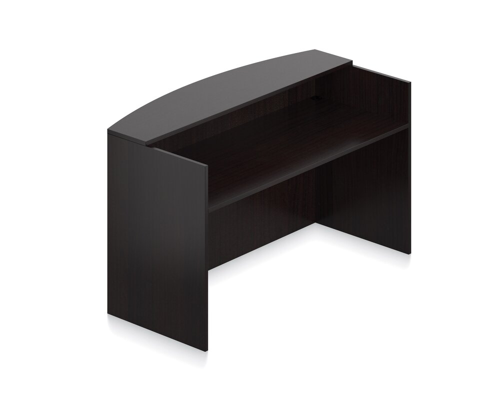 Superior Laminate Reception Desk