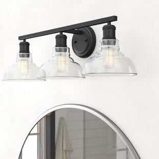 Roxann 3-Light Vanity Light by Williston Forge