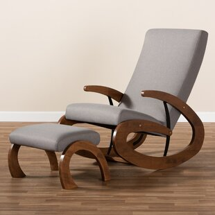 Brayden Studio Mililani Rocking Chair