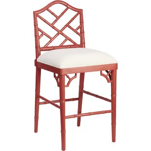 Hughes 27 Bar Stool by Bayou Breeze #2