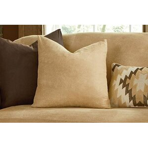 Stretch Leather Pillow Slipcover by Sure Fit
