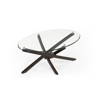 Xenia Coffee Table with Tray Top