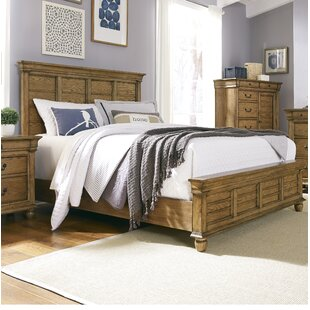Kelton Panel Bed by Charlton Home Best