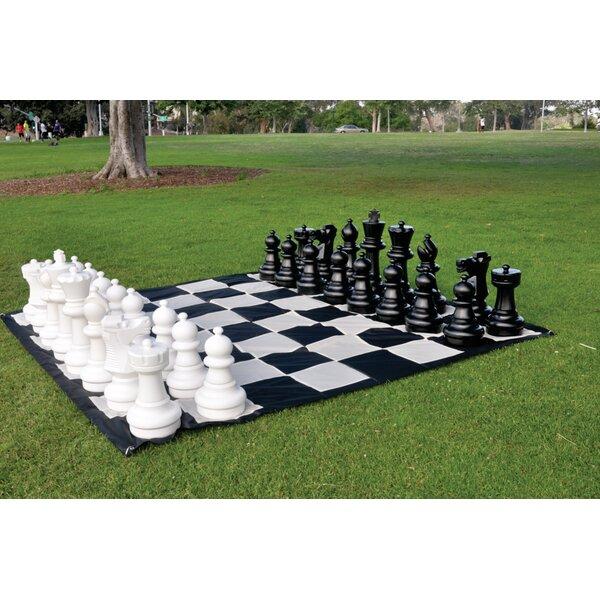 Giant Outdoor Chess | Wayfair