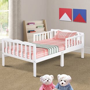 Ricki Convertible Toddler Bed by Harriet Bee