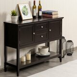 Reenan 46 Wide 2 Drawer Sideboard by Winston Porter