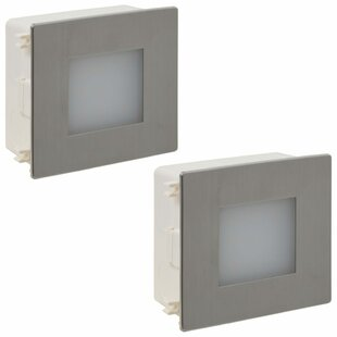 1 Light LED Step Light By Sol 72 Outdoor