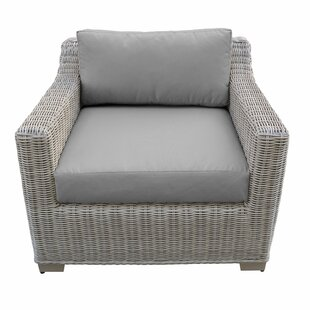 Coast Patio Chair with Cushions