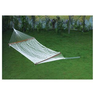 Cotton Tree Hammock by Home & More Great Reviews