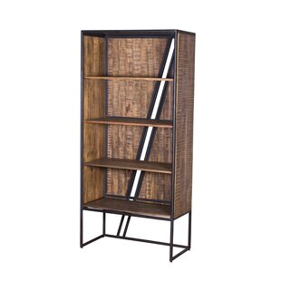 Bickham Mixed Wood Standard Bookcase by Foundry Select 2019 Online