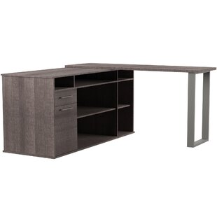 Alves Reversible L-Shaped Computer Desk by Mercury Row Best #1