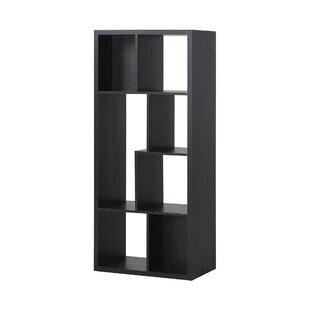Geometric Bookcase by Homestar