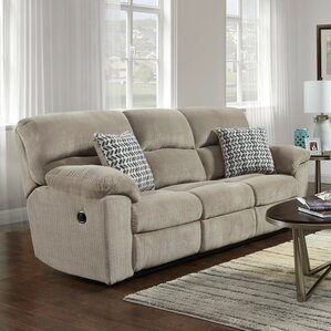 Melville Recliner Reclining Sofa by Red Barrel Studio