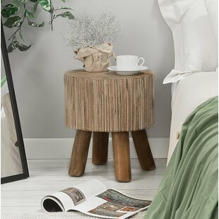 Landen End Table by Millwood Pines