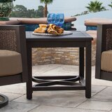Behl Metal Side Table