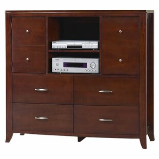 Darby Home Co Bridgton 4 Drawer Media Chest