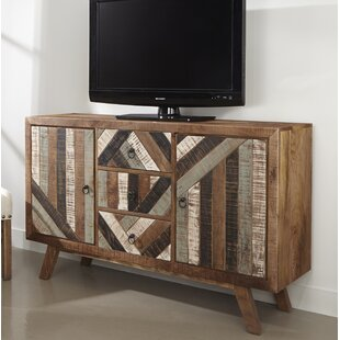 Marchan 2 Door 3 Drawer Media Credenza by Union Rustic