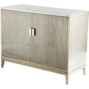 Treviso German 2 Door Accent Cabinet by Brownstone Furniture