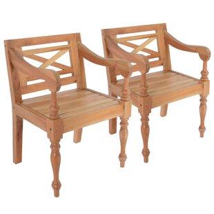 Stalham Garden Chair By Sol 72 Outdoor