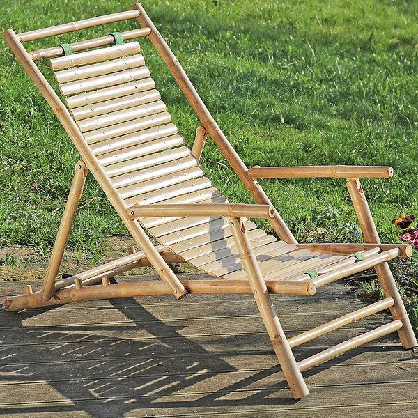& WholeHouseWorlds Key West Reclining Deck Chair | Wayfair islam-shia.org