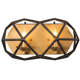 Varaluz Geo 2-Light Vanity Light