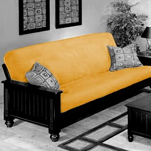 Box Cushion Futon Slipcover by Rush Furniture