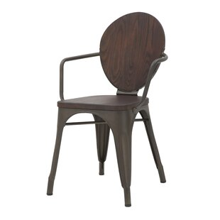 Canvey Solid Wood Dining Chair By Williston Forge