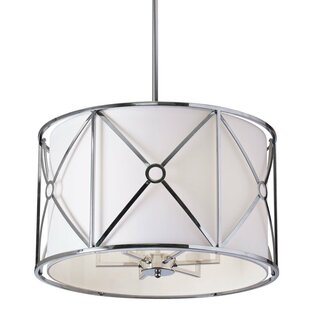Radionic Hi Tech Crue 6-Light Pendant
