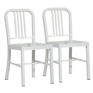 Cowart Metal Dining Chair (Set of 2)